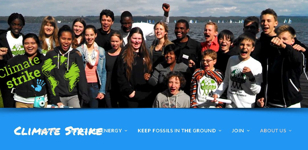 LINGO – CLIMATE STRIKE Youth Actions
